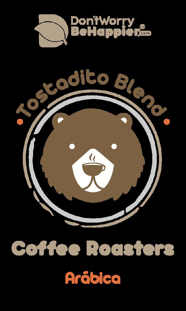 Café Dontworrybehappier Tostadito Blend