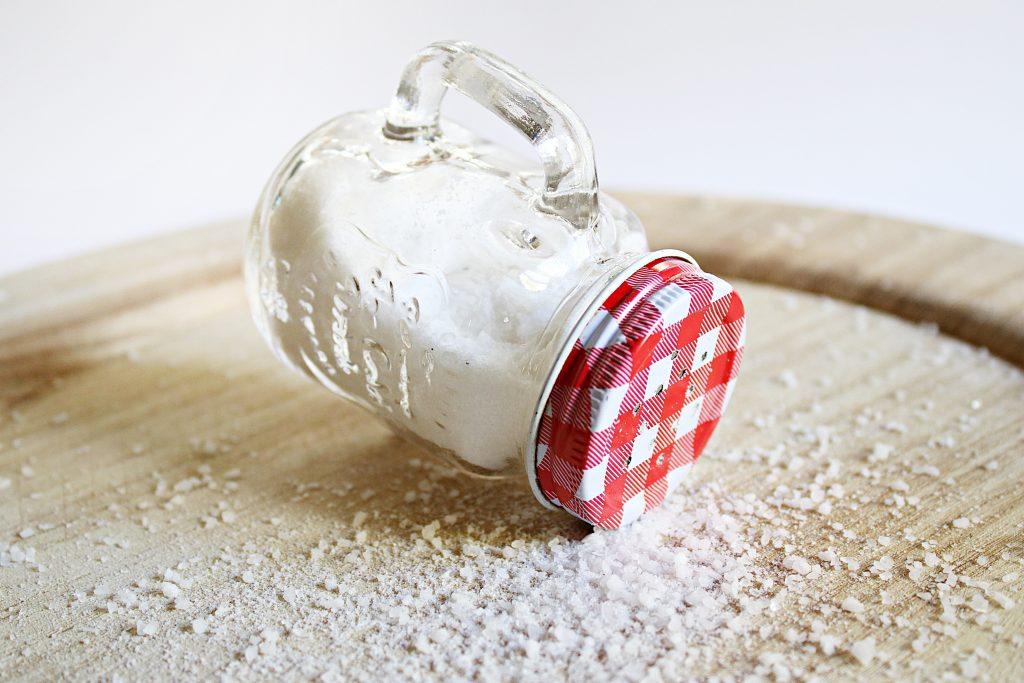 Limita el consumo de Sal